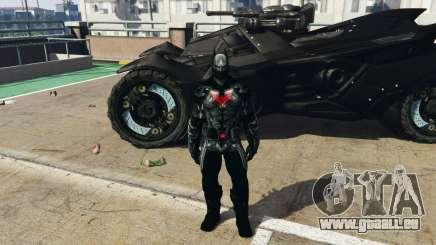 Arkham Knight Batman Beyond 2039 pour GTA 5