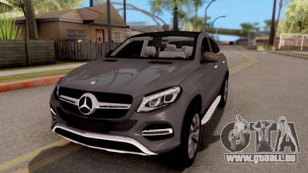 Mercedes-Benz GLE 350d pour GTA San Andreas