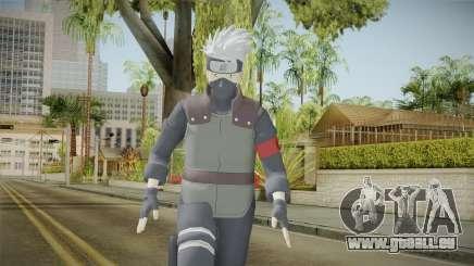NUNS4 - Kakashi The Last Mangekyou Sharigan für GTA San Andreas