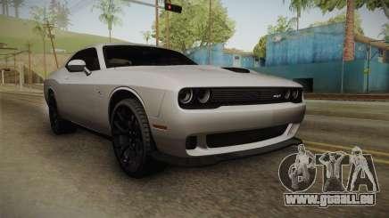 Dodge Challenger SRT Hellcat für GTA San Andreas