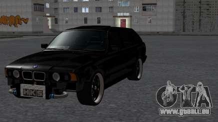BMW 5-er e34 Touring pour GTA San Andreas