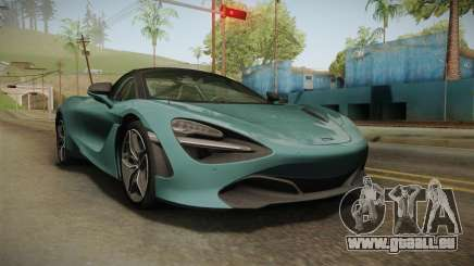 McLaren 720S 2017 pour GTA San Andreas