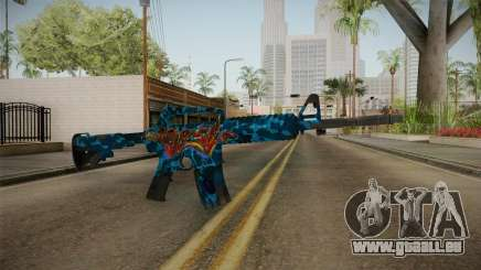 CS:GO - M4A1-S Masterpiece No Silencer pour GTA San Andreas