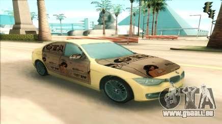 BMW 435 2014 pour GTA San Andreas