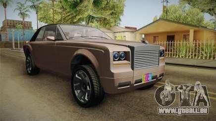 EFLC TBoGT Super Drop Diamond für GTA San Andreas