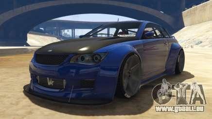 Ubermacht Sentinel Custom pour GTA 5