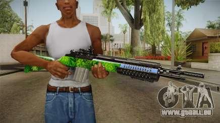 Green Rifle für GTA San Andreas