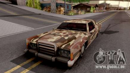 New Paintjob for Remington v2 für GTA San Andreas