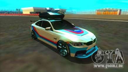 BMW M4 R pour GTA San Andreas