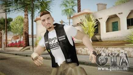 Whetstone Forasteros Skin 3 pour GTA San Andreas