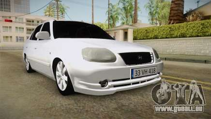 Hyundai Accent GLE für GTA San Andreas
