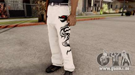 Dragon Style Pants pour GTA San Andreas