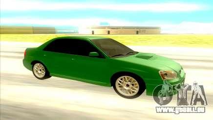Subaru WRX STI pour GTA San Andreas