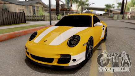Porsche 911 Turbo 2007 für GTA San Andreas
