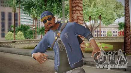 Watch Dogs 2 - Marcus v1.2 pour GTA San Andreas