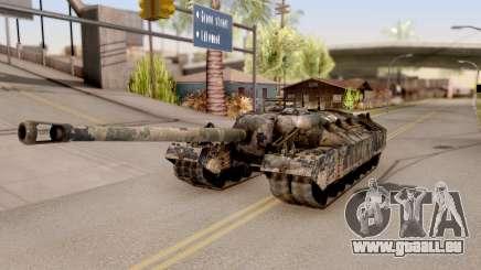 T95 Camouflage Verison pour GTA San Andreas