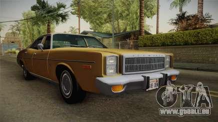 Plymouth Fury Salon (RL41) 1978 HQLM pour GTA San Andreas