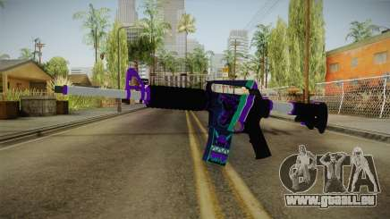 CS:GO - M4A1-S Lince No Silencer pour GTA San Andreas
