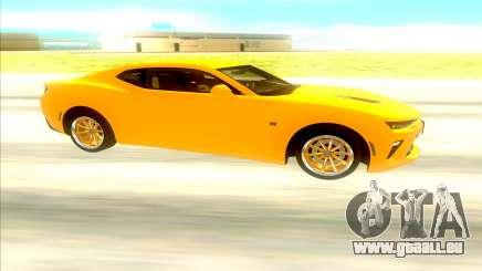 Chevrolet Camaro für GTA San Andreas