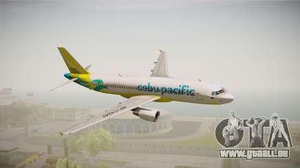 Airbus A320-214 - RP-C3242 (NC) Cebu Pacific für GTA San Andreas