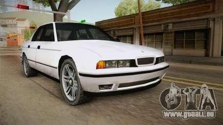 Midnight Club 2 - Schneller V8 IVF pour GTA San Andreas