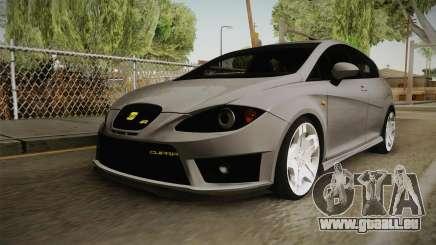 Seat Leon Cupra R pour GTA San Andreas