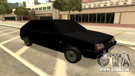 2109 schwarz für GTA San Andreas