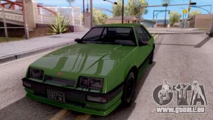 GTA IV Uranus für GTA San Andreas
