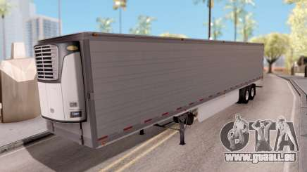 Refrigerated Trailer from ATS pour GTA San Andreas
