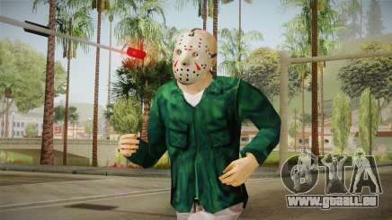 Friday The 13th - Jason v1 pour GTA San Andreas
