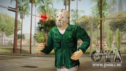 Friday The 13th - Jason v1 für GTA San Andreas