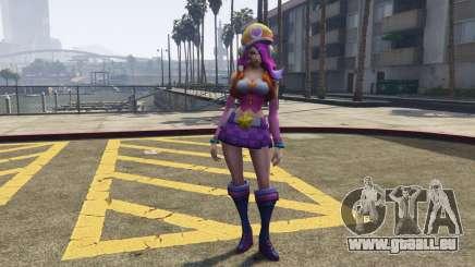 Miss Fortune League of Legends pour GTA 5