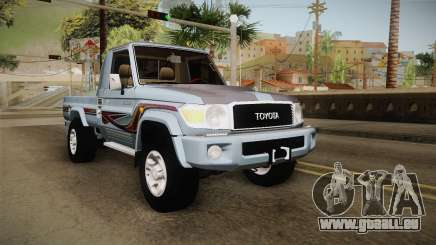 Toyota Land Cruiser (J79) 2016 pour GTA San Andreas