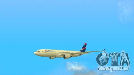 Airbus A330-200 LATAM Airlines pour GTA San Andreas