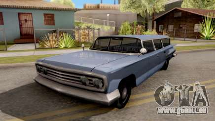 Voodoo Station Wagon für GTA San Andreas