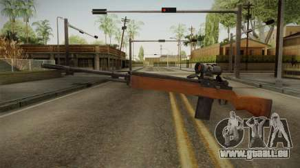M14 Sniper Rifle für GTA San Andreas
