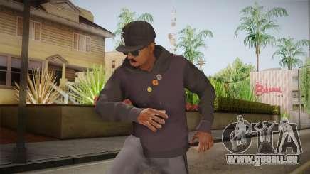 Watch Dogs 2 - Marcus v2.2 für GTA San Andreas