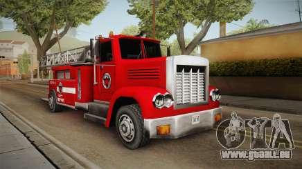 Packer Fire LA für GTA San Andreas