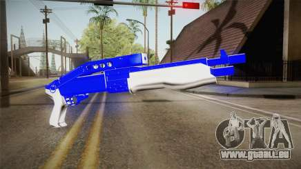 Blue Weapon 3 für GTA San Andreas