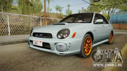 Subaru Impreza WRX Tunable für GTA San Andreas