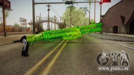 Green Weapon 3 pour GTA San Andreas