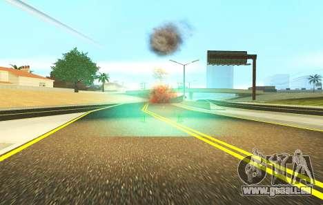 Einen neuen Blick für Gewehre und Panzerfäuste für GTA San Andreas her Screenshot