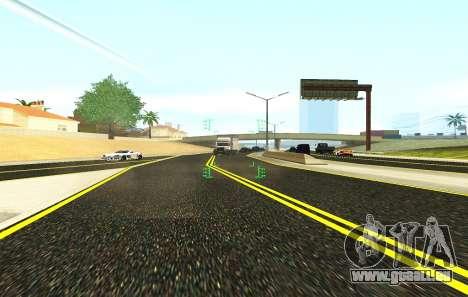Einen neuen Blick für Gewehre und Panzerfäuste für GTA San Andreas fünften Screenshot