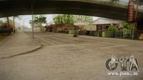 Grove Street Textures Edited für GTA San Andreas dritten Screenshot