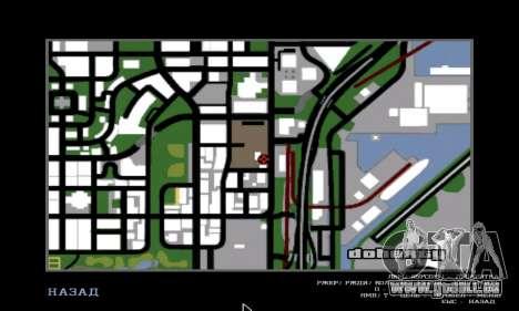 BPAN Arménie garage à SF pour GTA San Andreas douzième écran