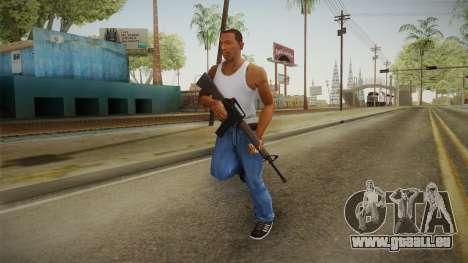 Military Animations 2016 pour GTA San Andreas neuvième écran