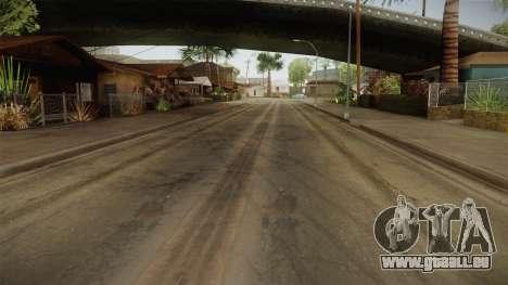 Grove Street Textures Edited für GTA San Andreas