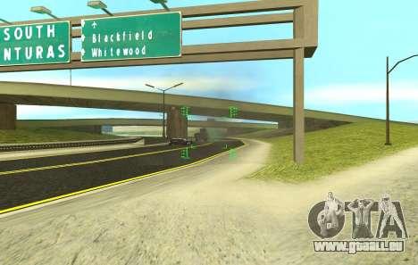 Einen neuen Blick für Gewehre und Panzerfäuste für GTA San Andreas sechsten Screenshot