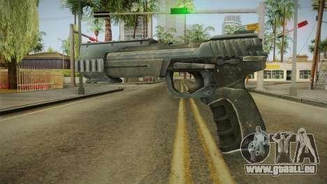 The Scourge Project - Nogaris Pistol für GTA San Andreas zweiten Screenshot