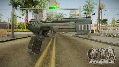 The Scourge Project - Nogaris Pistol für GTA San Andreas